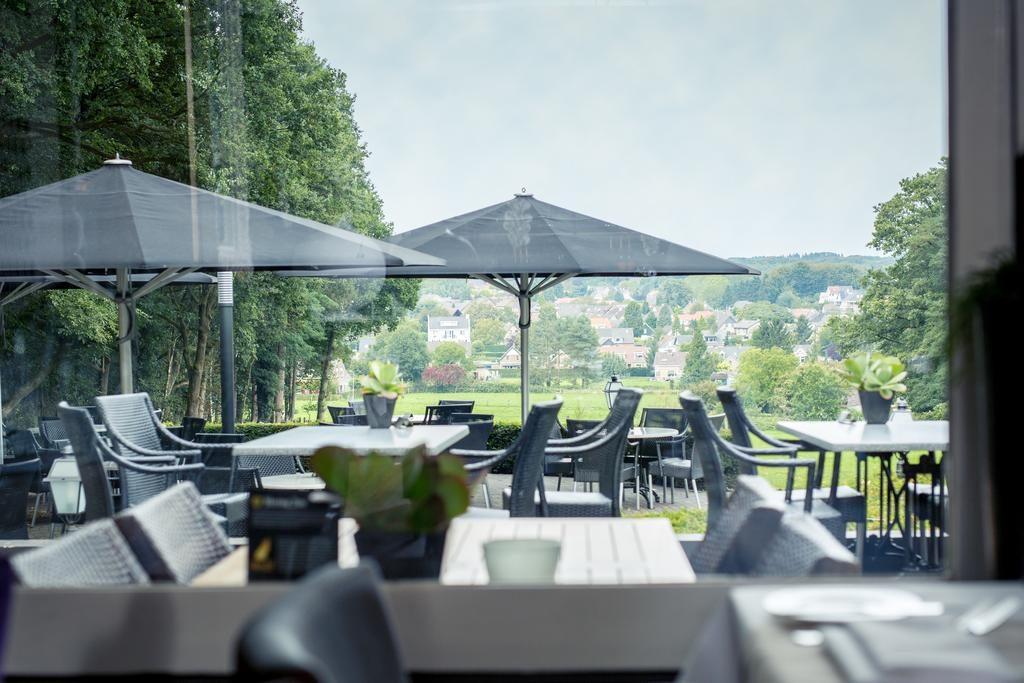 Hotel Restaurant de Wolfsberg – terras