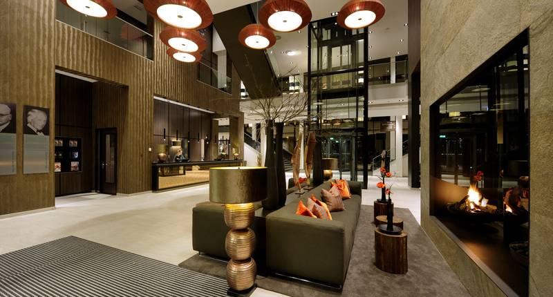 Van der Valk Hotel Hoorn – receptie