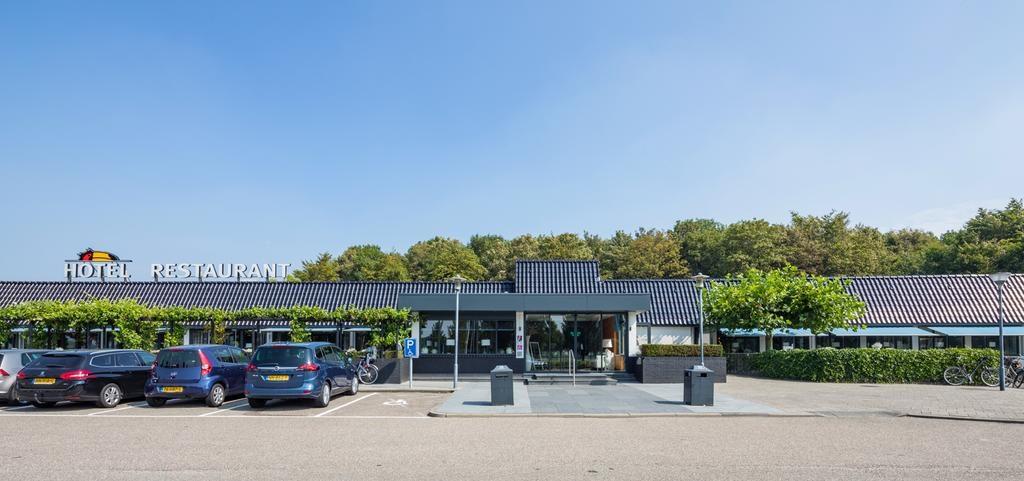 Van der Valk Hotel Wieringermeer – buitenkant hotel