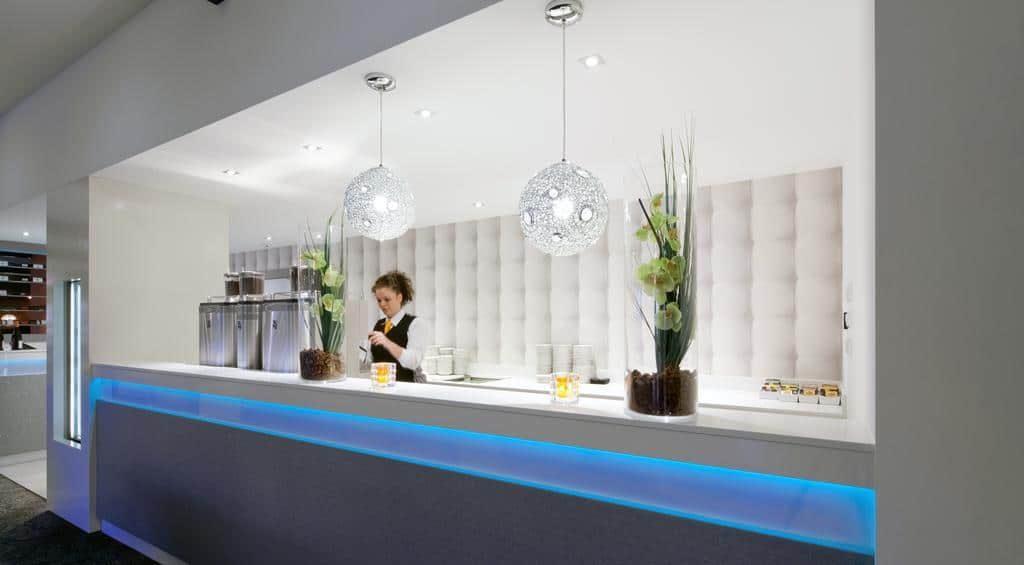 Van der Valk Hotel Wieringermeer – receptie