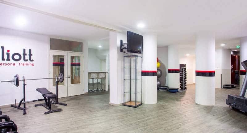 Van der Valk Theaterhotel Almelo – fitnessruimte