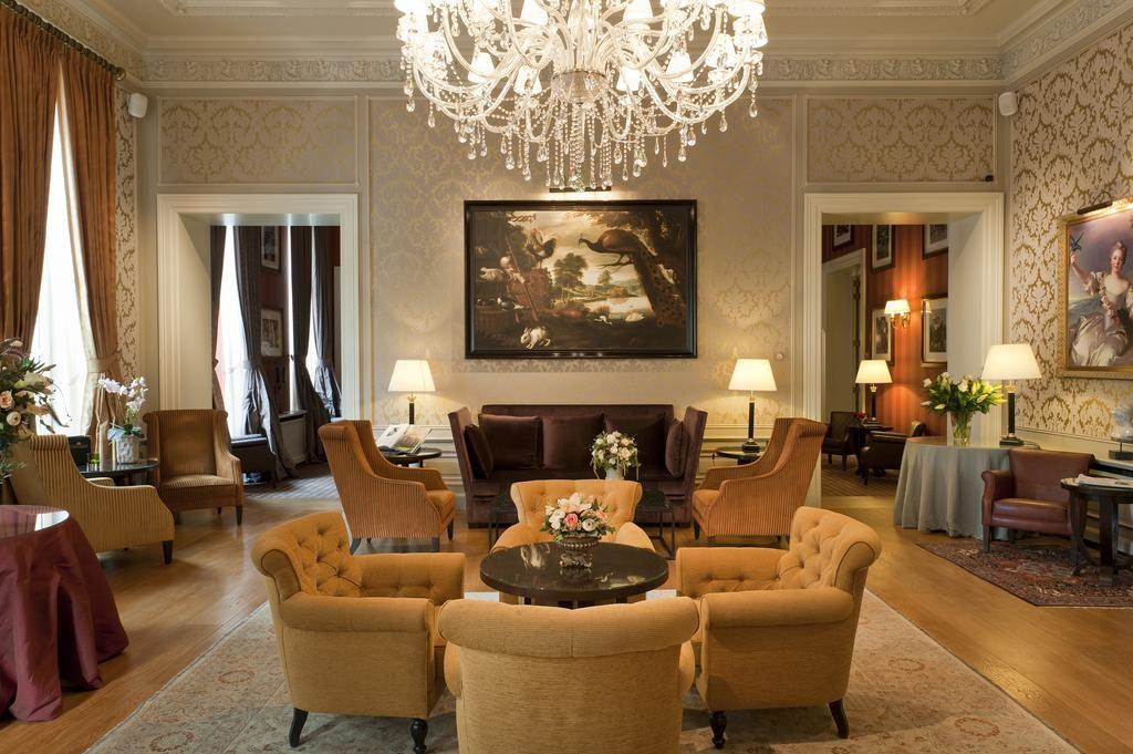 Grand Hotel Casselbergh Brugge – lobby