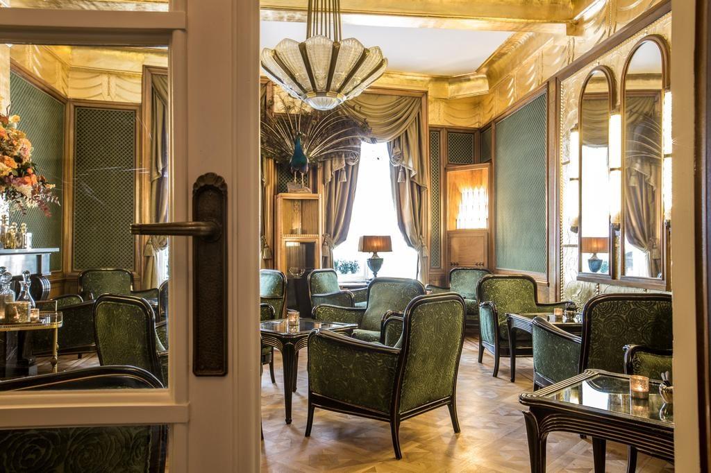 Hotel De Castillion – lounge