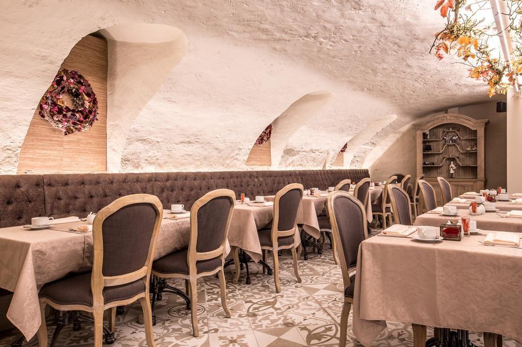 Hotel De Castillion – restaurant