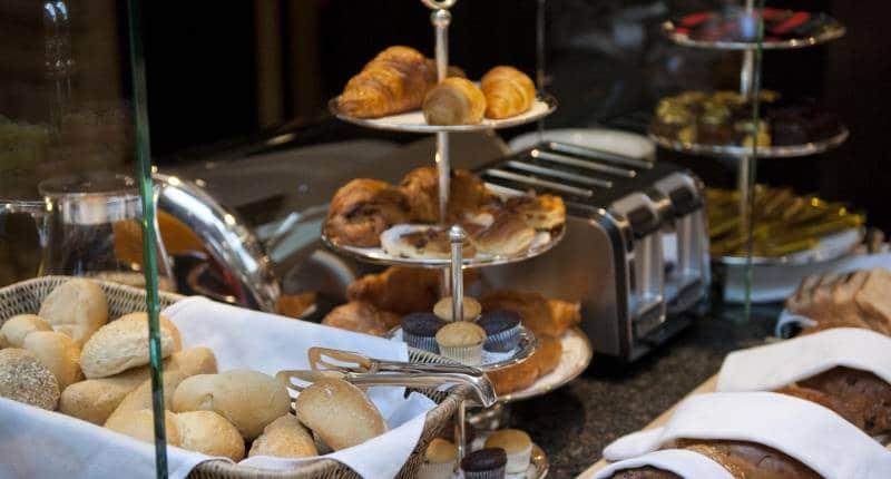 Hotel Prinsenhof Brugge – ontbijt