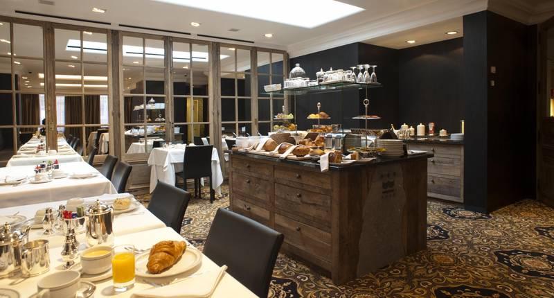 Hotel Prinsenhof Brugge – restaurant