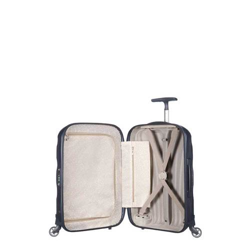 Samsonite Cosmolite Spinner 55 FL2 midnight blue – binnenkant