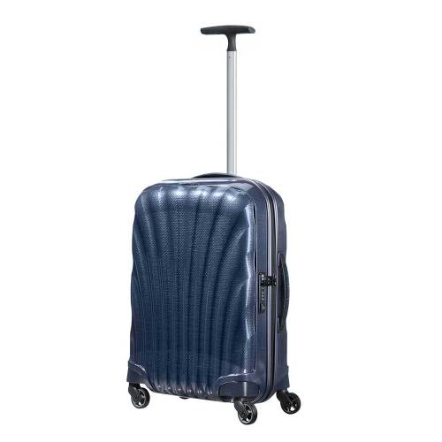 Samsonite Cosmolite Spinner 55 FL2 midnight blue – buitenkant
