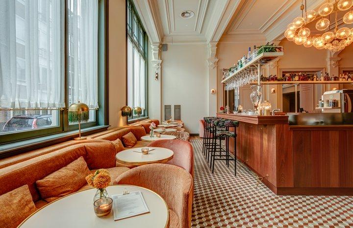 Hotel Mercier Amsterdam – hotelbar