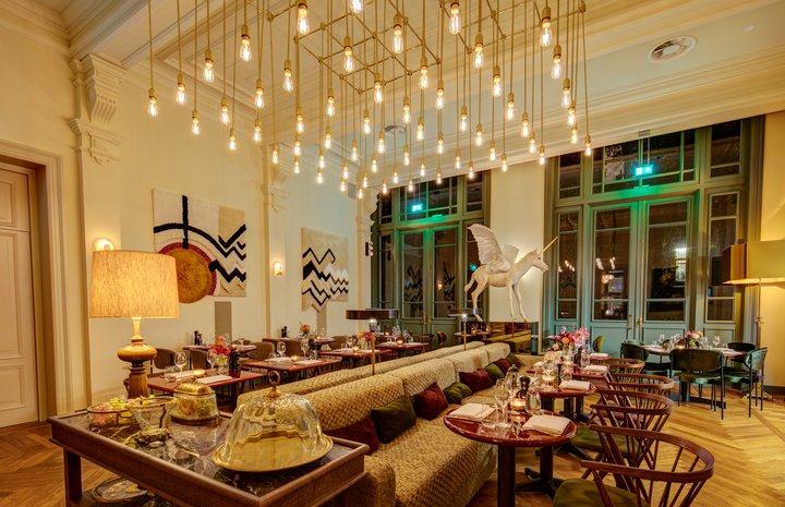 Hotel Mercier Amsterdam – restaurant