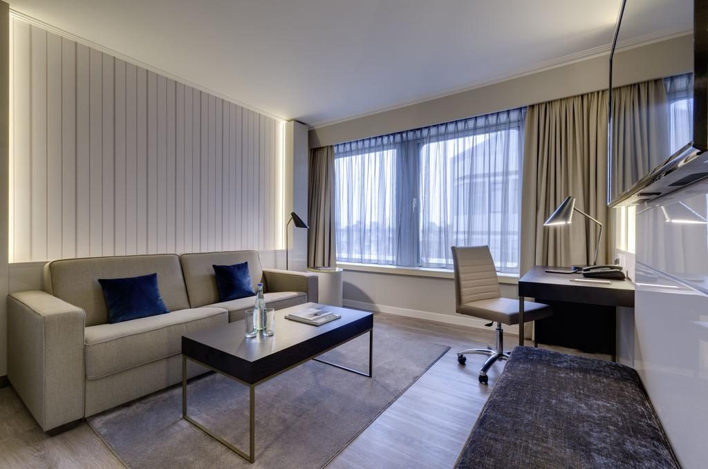 Hotel Nikko Düsseldorf – Executive Suite