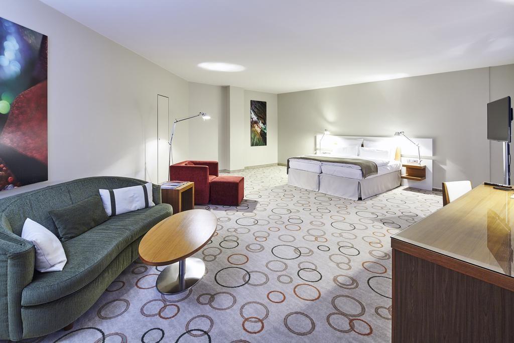 Hotel Nikko Düsseldorf – Junior Suite