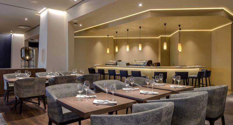 Hotel Nikko Düsseldorf – restaurant