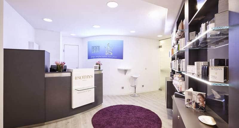 Hotel Nikko Düsseldorf – wellnessfaciliteiten