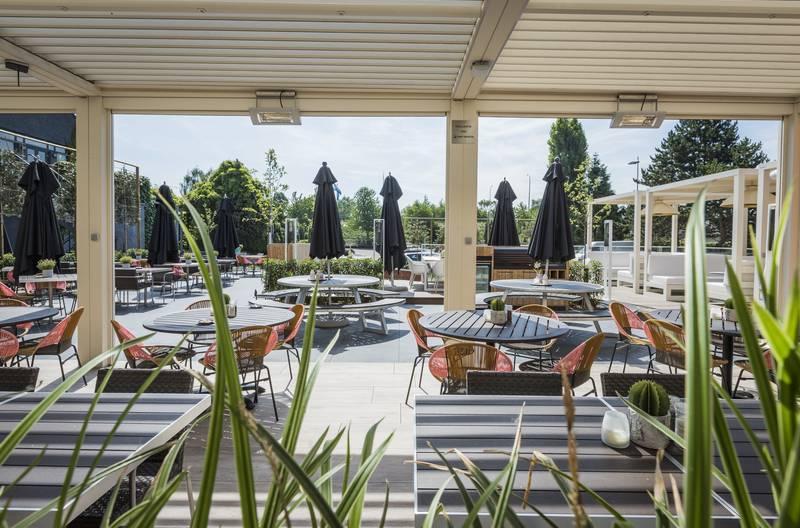 Van der Valk Hotel Beveren – terras