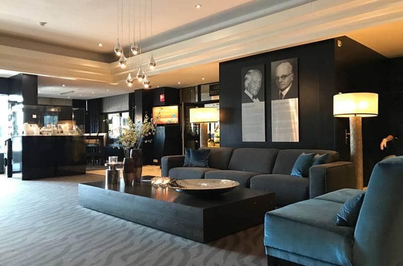 Van der Valk Hotel Nuland – 's-Hertogenbosch – receptie