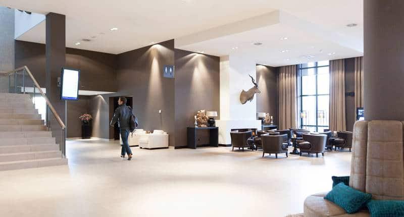 Van der Valk Hotel Sneek – lobby