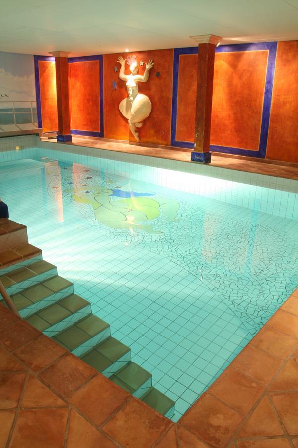 Restaurant Hotel Merlet – binnenzwembad