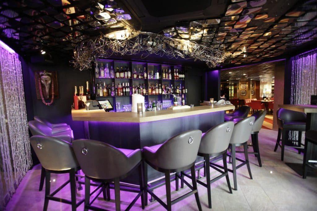 Restaurant Hotel Merlet – hotelbar