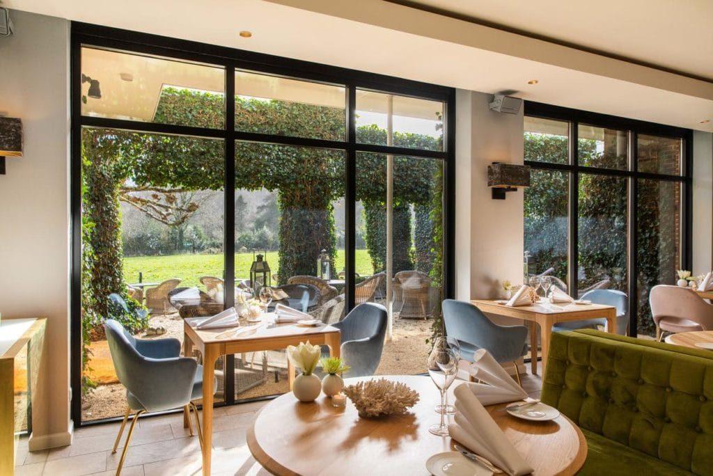 Restaurant Hotel Merlet – restaurant