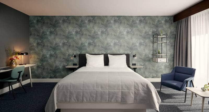 Van der Valk Hotel Eindhoven – Honeymoon suite