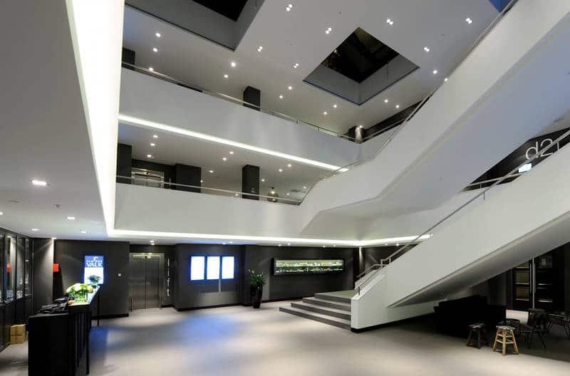 Van der Valk Hotel Eindhoven – lobby