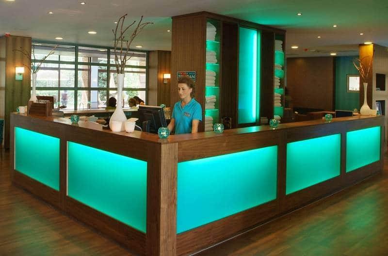 Van der Valk Hotel Eindhoven – receptie