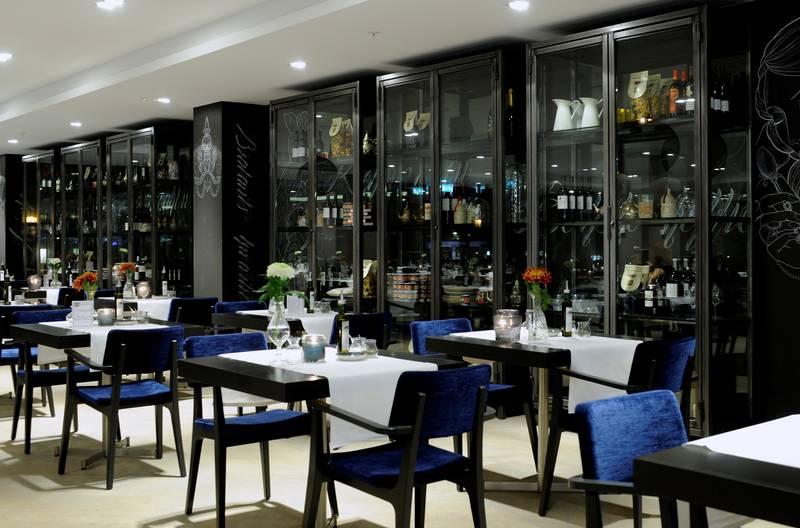 Van der Valk Hotel Eindhoven – restaurant
