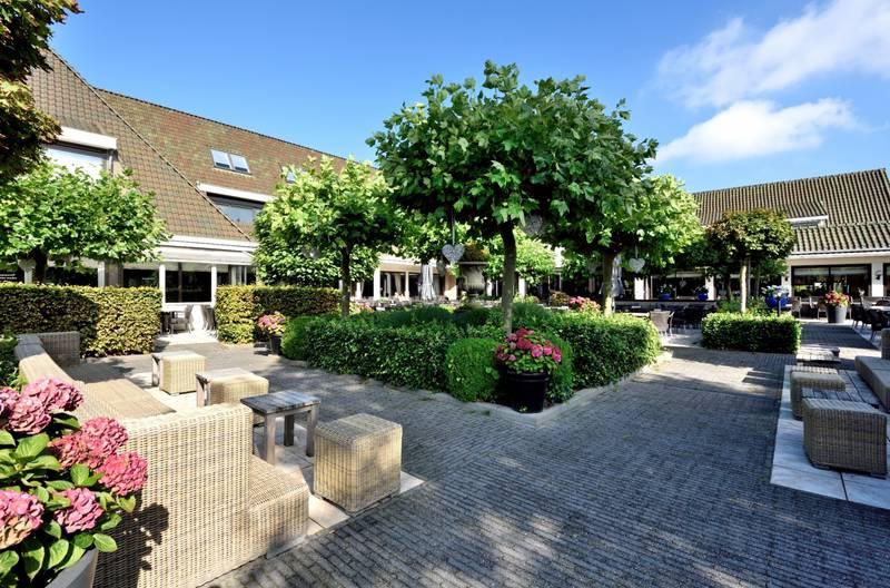 Van der Valk de Gouden Leeuw Den Haag – Voorschoten – buitenkant hotel