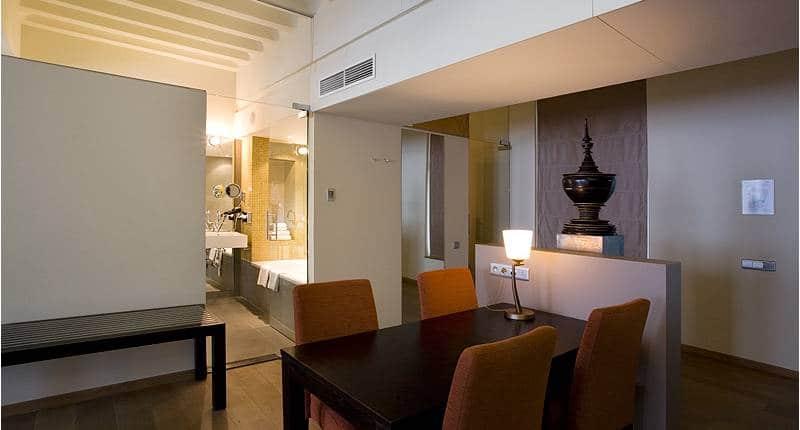 Hotel van Eyck – Superior Suite