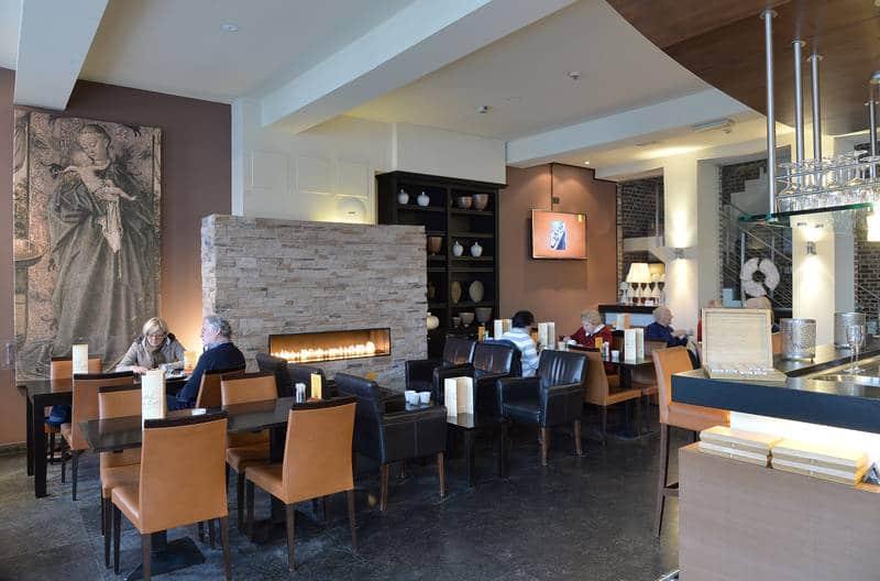 Hotel van Eyck – restaurant