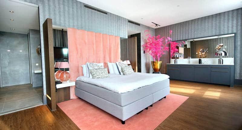 Van der Valk Hotel Den Haag – Nootdorp – Flamingo Suite