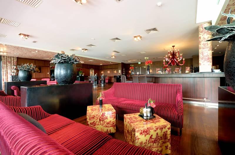 Van der Valk Hotel Den Haag – Nootdorp – receptie