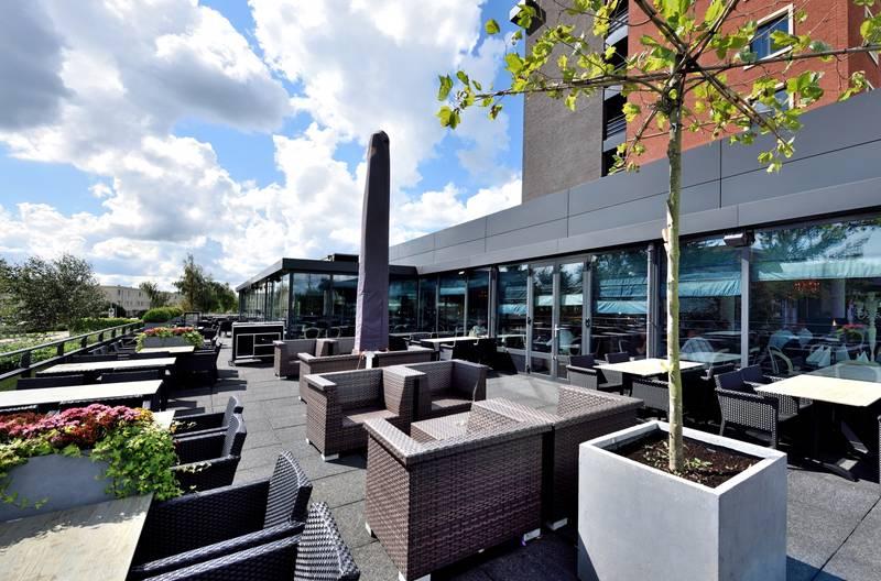 Van der Valk Hotel Den Haag – Nootdorp – terras