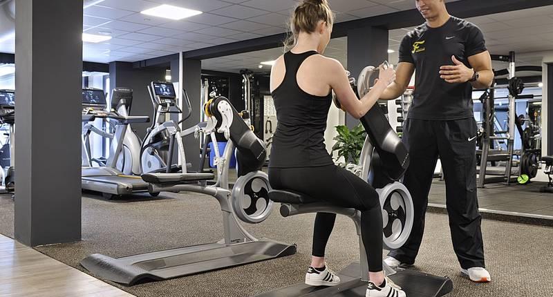 Van der Valk Hotel Tiel – fitness