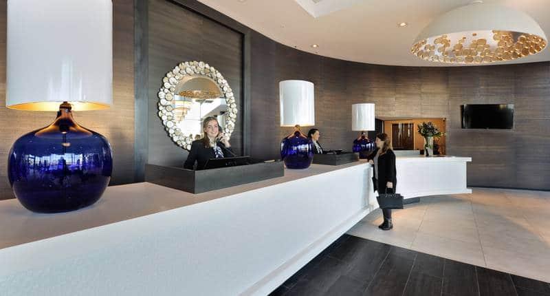 Van der Valk Hotel Tiel – receptie