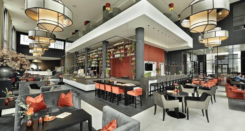 Van der Valk Hotel Tiel – restaurant