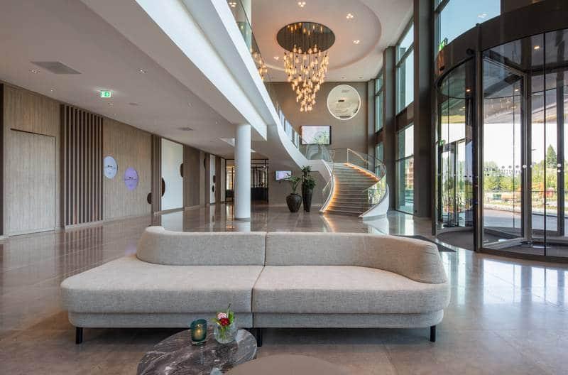 Van der Valk Hotel Tilburg – receptie